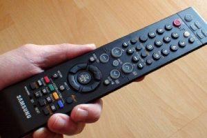 Sửa điều khiển tivi